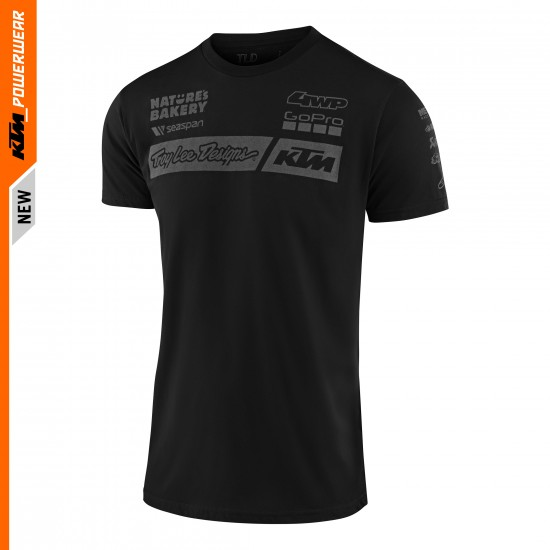 TLD KTM Team Men's black