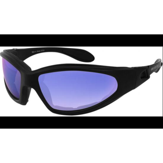 BOBSTER GXR Convertible Sunglasses Smoke Cyan Mirror