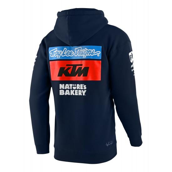 TLD KTM Team Hoodie Navy
