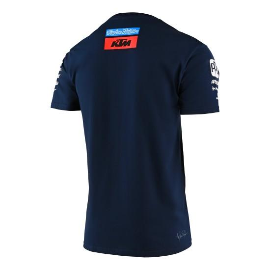 TLD KTM Team Tee Youth Navy