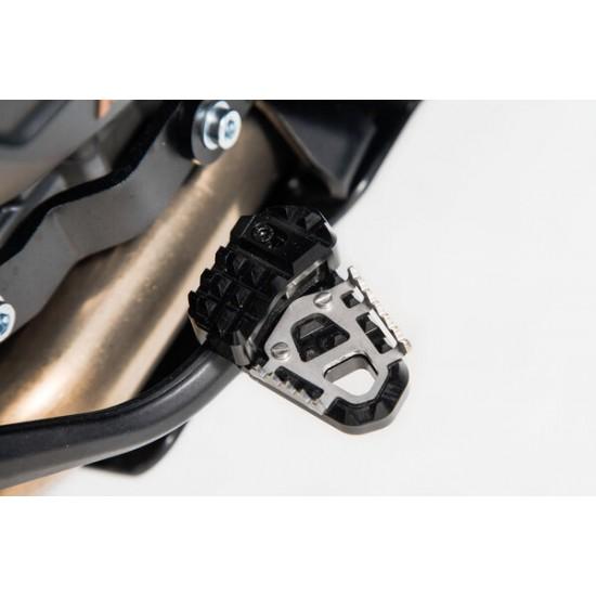 SW MOTECH Extension for brake pedal. Black. KTM models.