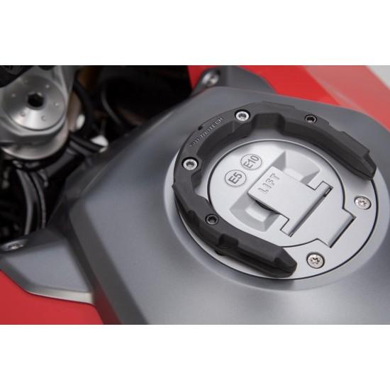SW MOTECH PRO tank ring. Black. Yamaha XT 700 Z Ténéré (19-)