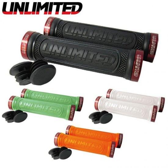 UNLIMITED Lock Grips Logo